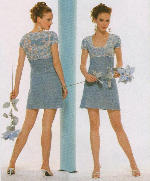 Вязание крючком (платья) Записи в рубрике Вязание крючком 58