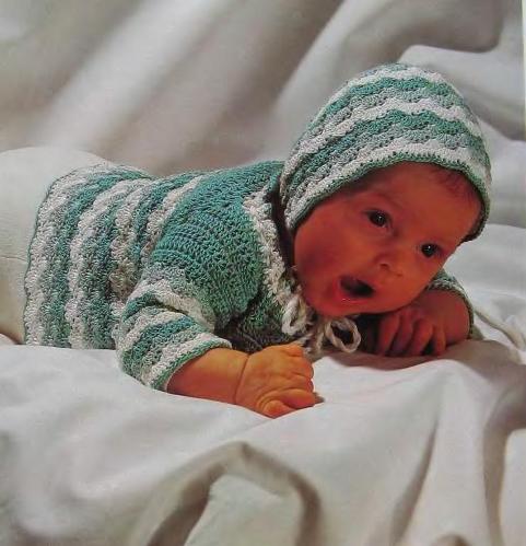 Вязание для новорожденных просмотр